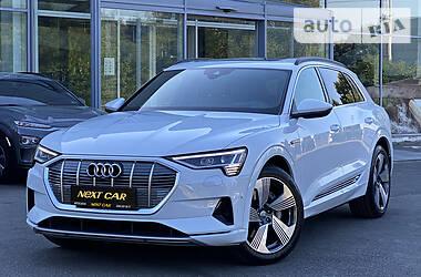 Audi e-tron 2019 в Києві