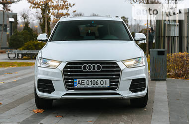 Audi Q3 2015 в Днепре