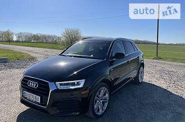 Audi Q3 2015 в Зборове