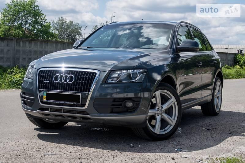 Audi Q5 2009 года