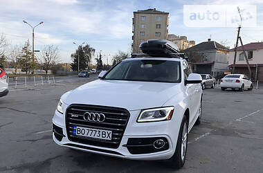 Audi Q5 2015 в Тернополе