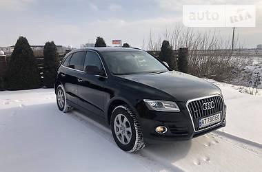 Audi Q5 2015 в Ивано-Франковске