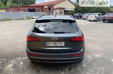 Внедорожник / Кроссовер Audi Q5 2014 в Мукачево