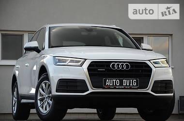 Позашляховик / Кросовер Audi Q5 2018 в Луцьку
