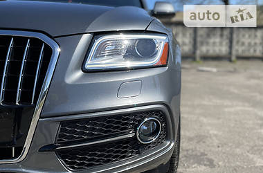 Внедорожник / Кроссовер Audi Q5 2015 в Киеве