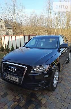 Позашляховик / Кросовер Audi Q5 2010 в Старому Самборі