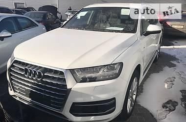 Audi Q7 S-line 2017