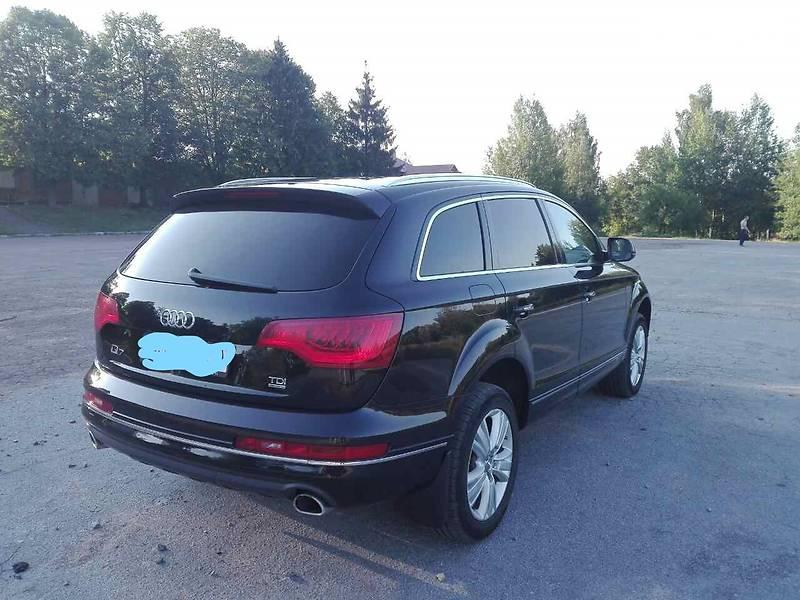 Audi Q7 2012 года в Житомире