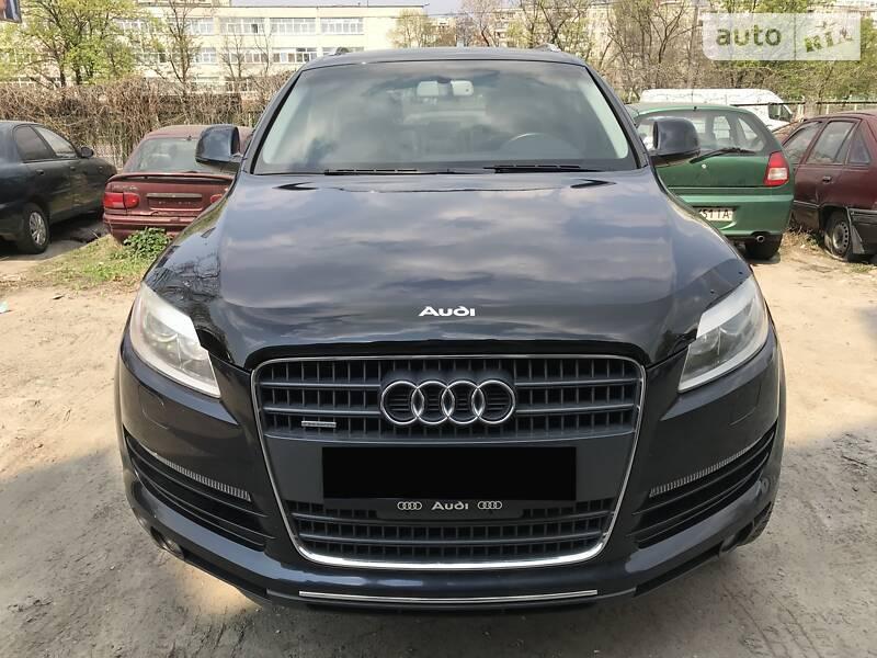 Audi Q7 2007 года в Киеве