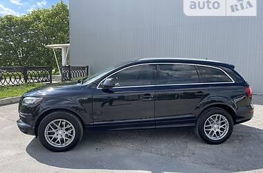 Внедорожник / Кроссовер Audi Q7 2011 в Харькове
