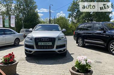 Audi Q7 2014 в Черновцах