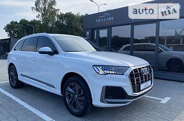Внедорожник / Кроссовер Audi Q7 2020 в Львове