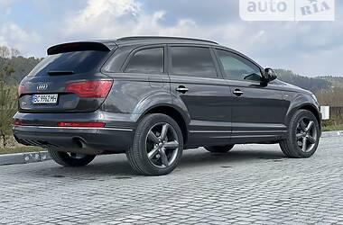 Внедорожник / Кроссовер Audi Q7 2012 в Львове