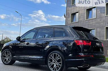 Внедорожник / Кроссовер Audi Q7 2016 в Одессе