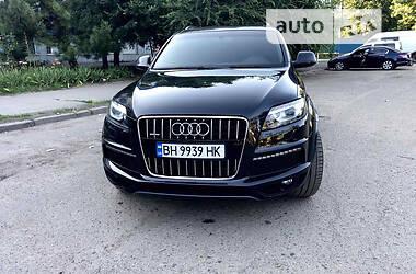 Внедорожник / Кроссовер Audi Q7 2012 в Измаиле