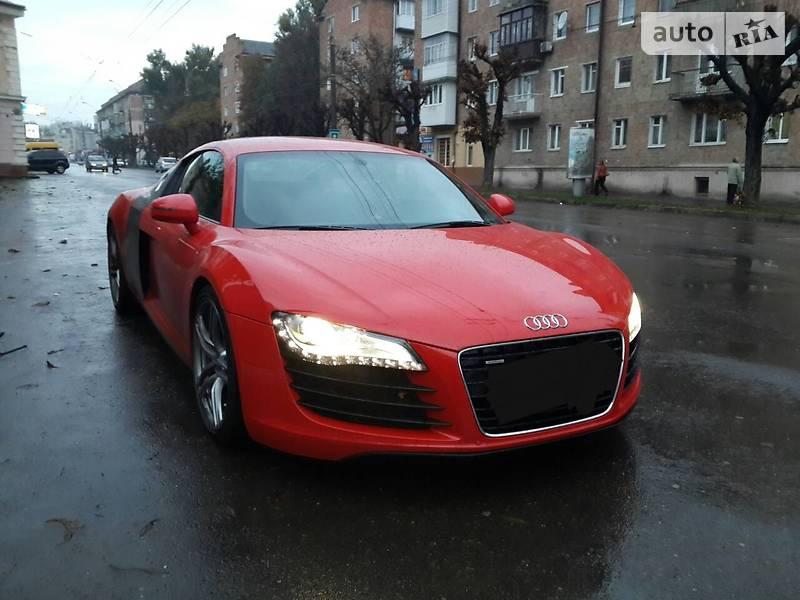 Audi R8 2008 в Черновцах