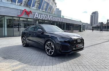Внедорожник / Кроссовер Audi RS Q8 2021 в Киеве