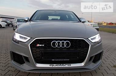 Audi RS3 2018 в Киеве