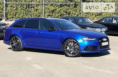 Audi RS6 2018 в Киеве
