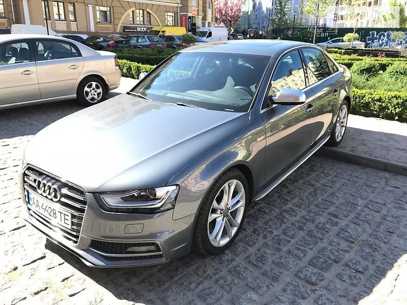 Audi S4 2014 в Києві