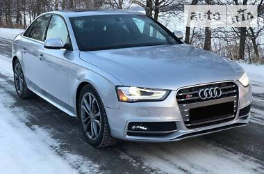 Audi S4 2015 в Києві