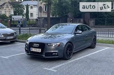Купе Audi S5 2013 в Львові
