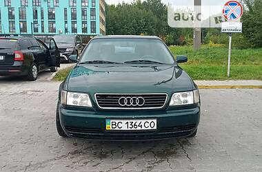 Седан Audi S6 1996 в Львове