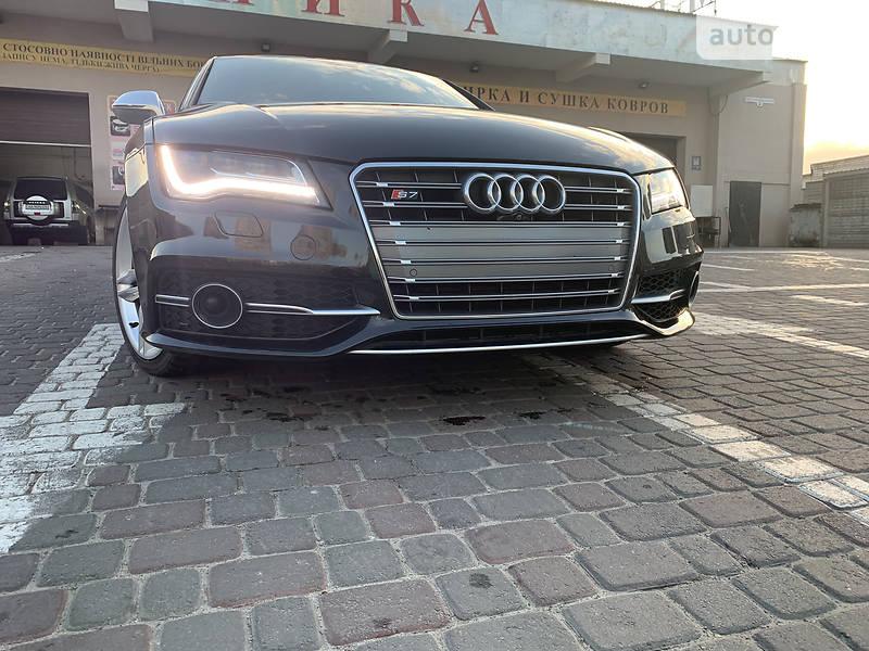 Седан Audi S7 2013 в Києві