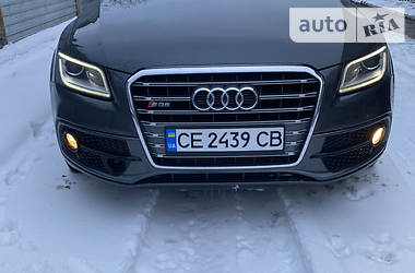Audi SQ5 2015 в Черновцах