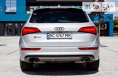 Внедорожник / Кроссовер Audi SQ5 2015 в Львове
