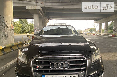 Внедорожник / Кроссовер Audi SQ5 2014 в Одессе