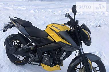 Мотоцикл Без обтекателей (Naked bike) Bajaj Pulsar NS200 2019 в Киеве