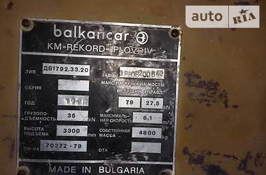 Balkancar DV  1988