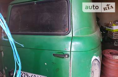 Barkas (Баркас) B1000 1988 в Шепетовке