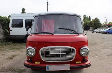 Barkas (Баркас) B1000 1987 в Чернигове