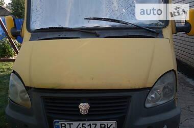 Микроавтобус (от 10 до 22 пас.) БАЗ 22154 2006 в Геническе