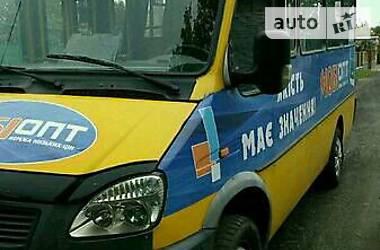 БАЗ 2215 2005 в Кременчуці