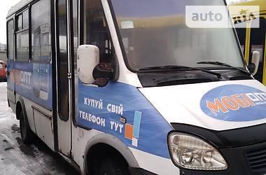 БАЗ 2215 2005 в Кременчуге