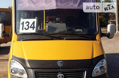 БАЗ 2215 2005 в Кропивницком
