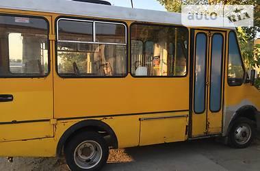 Микроавтобус (от 10 до 22 пас.) БАЗ 2215 2007 в Херсоне
