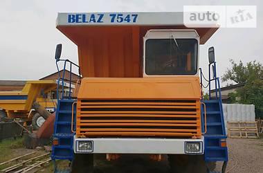 БелАЗ 7547 2010 в Коростене