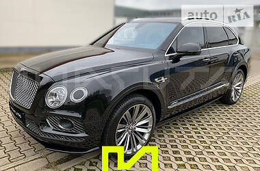 Bentley Bentayga 2020 в Киеве