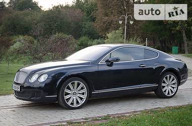 Bentley Continental GT V8 Restyling 2008