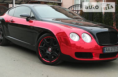 Bentley Continental GT MansorY 2005