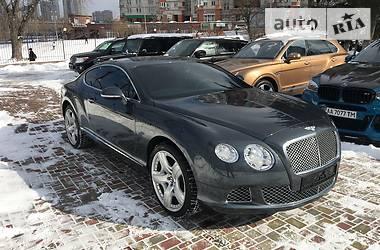 Bentley Continental GT MULLINER  2012
