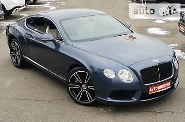 Bentley Continental GT 2014 в Киеве