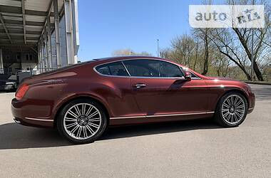 Bentley Continental GT 2010 в Киеве
