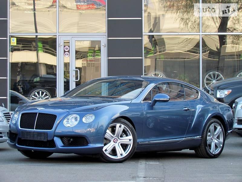 Bentley Continental 2012 в Киеве