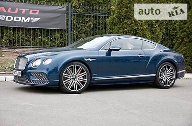 Bentley Continental 2016 в Києві