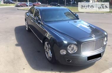 Bentley Mulsanne 2011 в Киеве